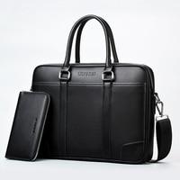 2017 New Fashion Men S Business Briefcase Men S Handbag Designer Briefcase Laptop Bag High Capacity