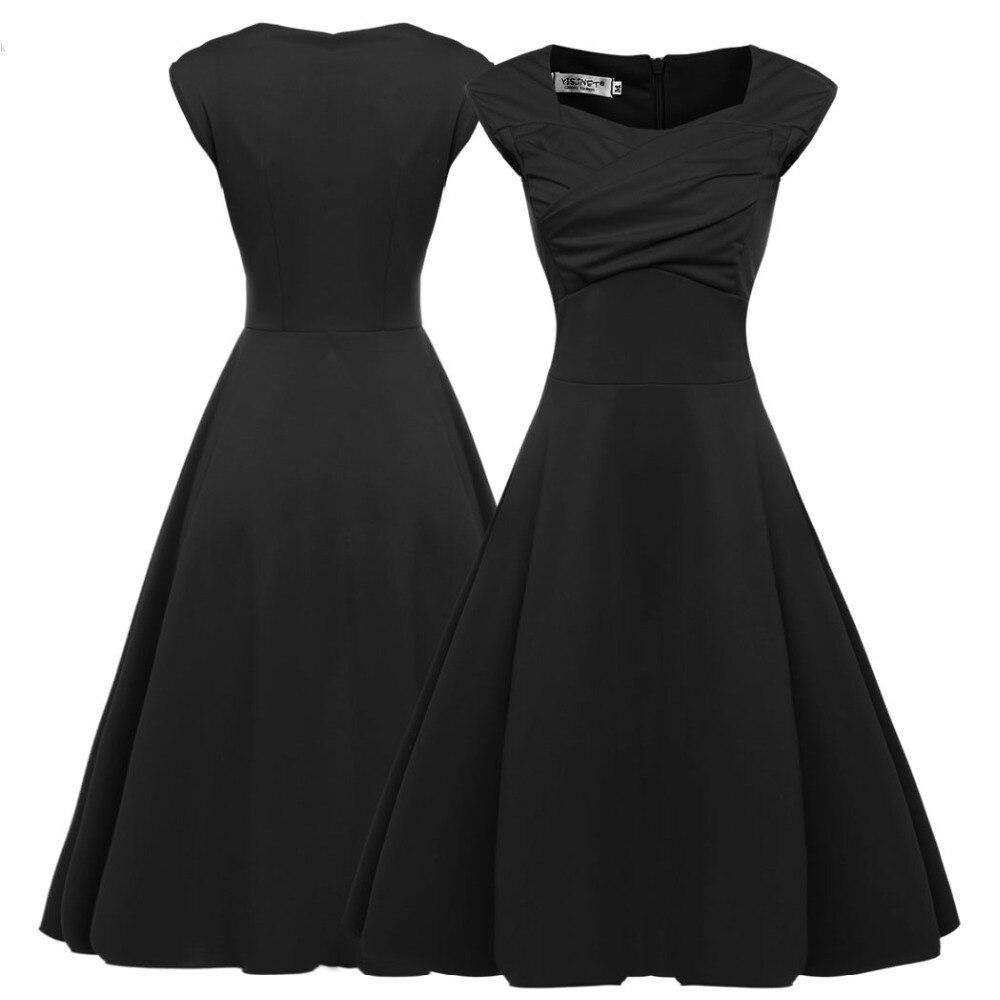 Черные маленькие платья размер 50