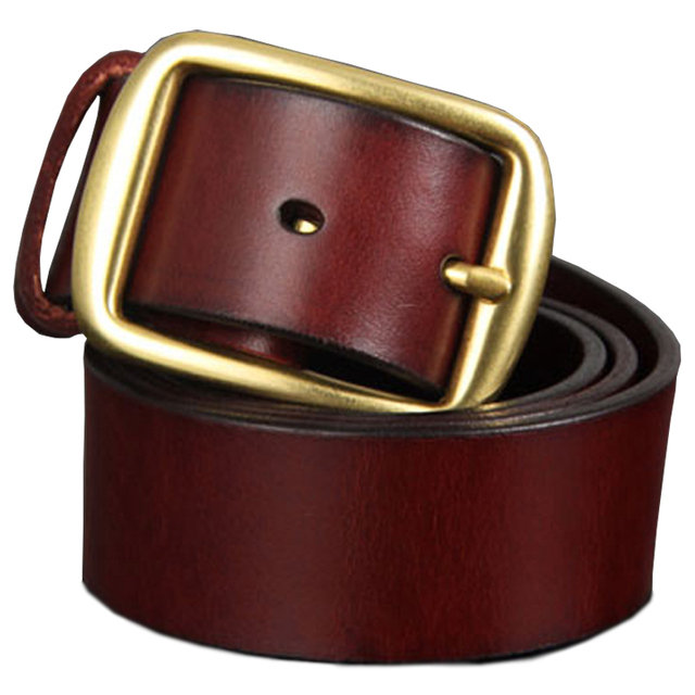Hot Sale Fashion Men belts Luxury designer Top quality Genuine leather belt man First Layer Cow Skin strap Jeans girdle for male