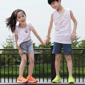 Image 5 - Xiaomi Fashion childrens mesh sneakers Dry breathable Slow shock Child Summer lightweight casual shoes