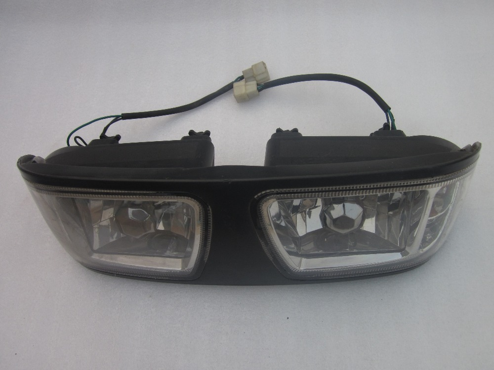 Foton Lovol tractor FT250 FT254, the front head lamps, part number: FT250.48.045 б у foton bj1049