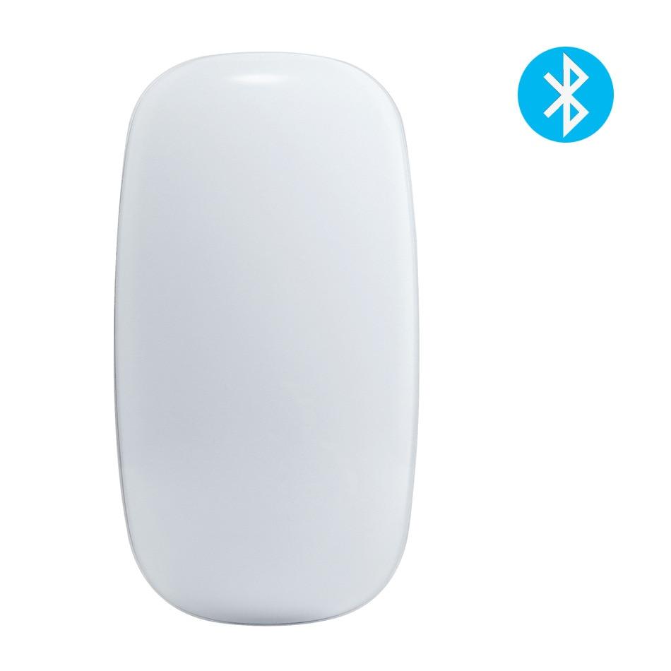 Hongsund Bluetooth Wireless Magic Mouse Slim Arc Touch Mouse Ergonomic Optical USB Computer Ultra thin  Mice For Apple Mac PC|Mice| |  - title=