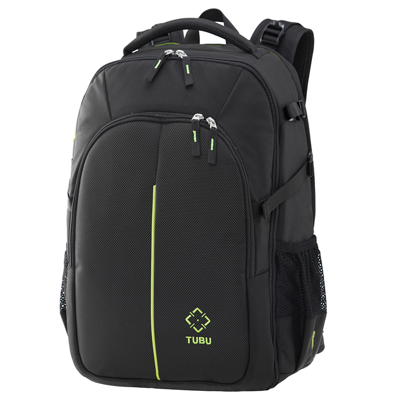 TUBU 6080 Digital SLR camera bag male shoulder bag waterproof professional large - capacity camera bag Canon anti - theft yingnuost d66 anti theft multifunctional waterproof backpack digital camera shoulder oxfords with inner bag large capacity