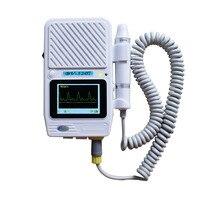 Bidirection Vasküler Doppler Lcd Ekran Kan Akış Hızı BV520T Artı Doppler Vasküler Ultrason 8 Mhz Probe Sağlık Aracı