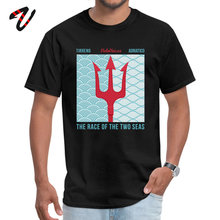 TirrenoAdriatico Trident Tee Camisa Top T-shirts for Students Got Father Day Tops Tees Retro Youtube