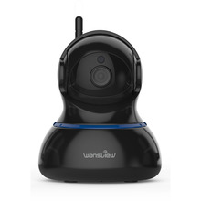 Wansview Q3s 2.0mp HD 1080P IP Camera Indoor Surveillance Home Security Wireless Wifi PTZ Camera Two-Way Audio Night Vision P2P