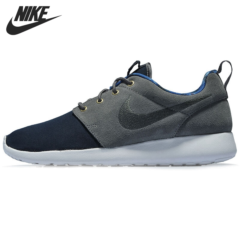 Original NIKE ROSHE ONE PREMIUM Men's Running Shoes Sneakers