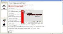 Hino Diagnóstico eXplorer & Reprog 3.1.2 Gerente + keygen + PIN keygen