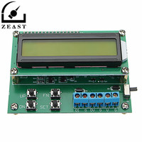 TGC700 4-20mA 10 в цифровой Напряжение генератор токового сигнала 20mA передатчик сигнала с ЖК дисплей 1602 дисплей