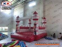 Завод воздуха вышибала надувной батут детский батут