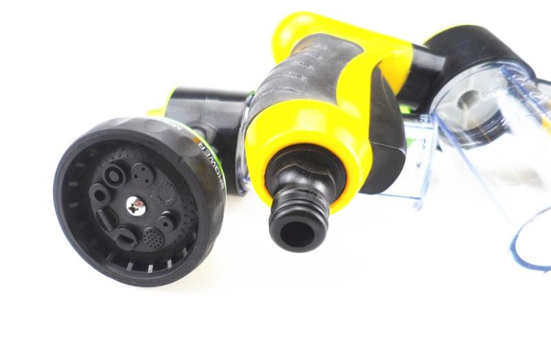 Profissional multi-função carro espuma arma de água