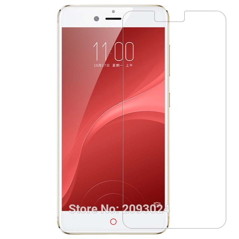 0.2mm 9H 2.5D Tempered Glass For <font><b>ZTE</b></font> <font><b>BLADE</b></font> <font><b>ZTE</b></font> A610 Plus Screen Protector for <font><b>ZTE</b></font> A610 Plus Guard Protector Verre image