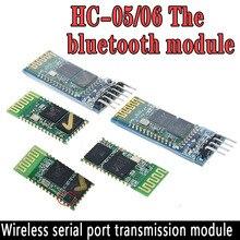 HC-05 HC 05 HC-06 HC 06 RF беспроводной Bluetooth приемопередатчик Slave модуль RS232/конвертер TTL в UART и адаптер