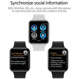 Image 3 - 44มม.นาฬิกาสมาร์ทบลูทูธSeries 4อัตราการเต้นหัวใจSmartwatch AndroidสำหรับIOS Pedometer Relogio Inteligente