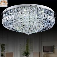 Best selling crystal lustres de luminaras para sala Modern fashion k9 crystal chandelier home deco lighting free shipping