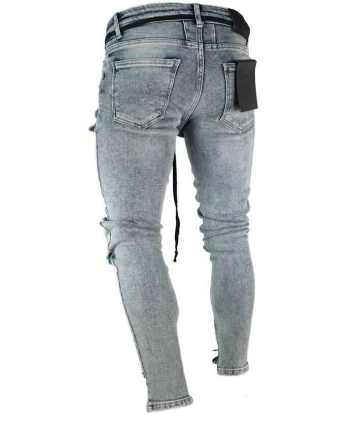 Ripped BULUOLANDI Pants New 19