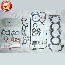 GA15DS Двигателя Полная прокладка комплект для Nissan Sunny/Pulsar/NX Coupe (JDM) 90-94 Wingroad & AD van 90-97 1.5L 1497cc 10101-53Y25