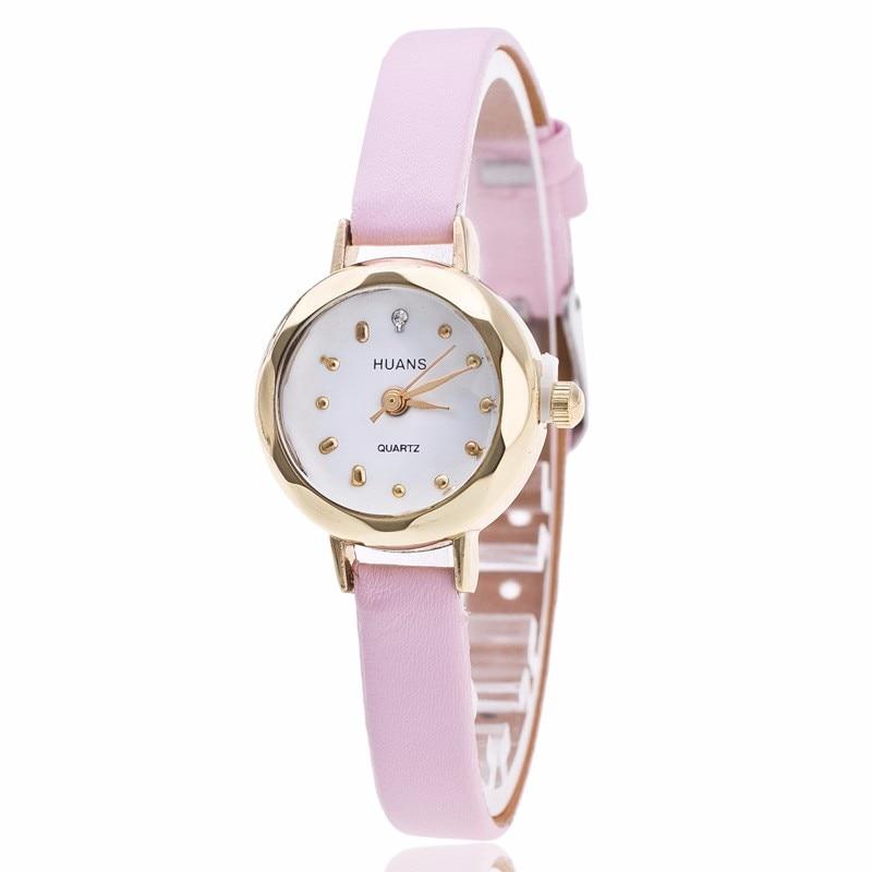 Reloj Mujer Nowa Moda Zegarek kwarcowy Kobiety Mała tarcza Mini - Zegarki damskie - Zdjęcie 3