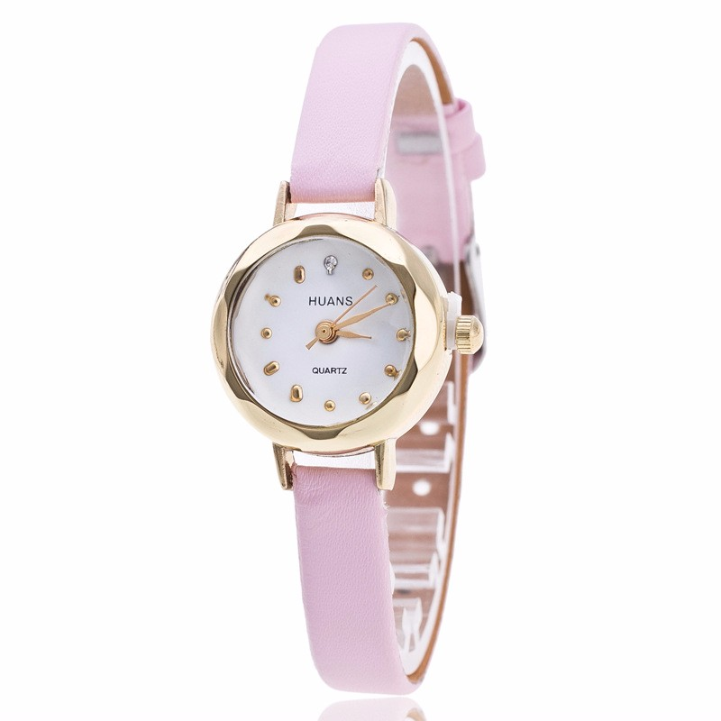 Reloj Mujer New Fashion Quartz Watch Kvinders Små Dial Miniprodukt - Dameure - Foto 3
