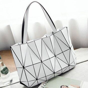 White Luminous bag