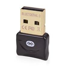 Беспроводной Адаптер Bluetooth КСО V4.0 Двойной Режим Мини USB Bluetooth Адаптеры USB 2.0 Bluetooth Компьютер Приемник Черный/Белый