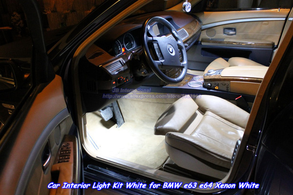 car source led interior bulbs white for bmw e e k dome vanity mirror footwell door
