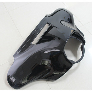 Image 5 - ZXMT Motorcycle Head light Mask Headlight Fairing Front Cowl Fork Mount For Harley Harley Touring Glide Ultra Limited 2014 2018