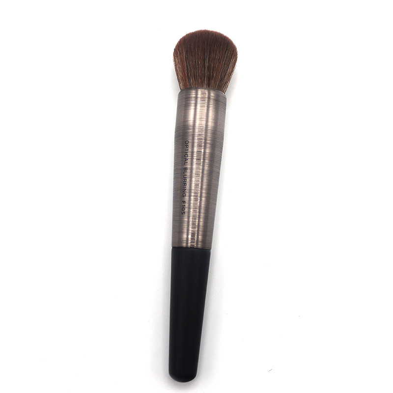 Hot Sale Makeup Pro Optical Blurring F105 Brush ultimate blend and function contouring blush super-soft synthetic hair Brushes hot sale f