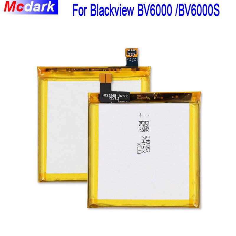 4200 mah Batterie Pour Blackview BV6000 BV6000S Batterie Bateria Accumulateur AKKU