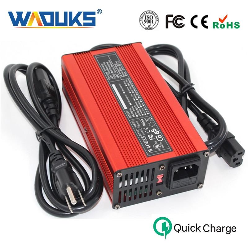 29 4V 5A Charger 29 4V Li ion Battery Charger For 7S 24V Lipo LiMn2O4 LiCoO2