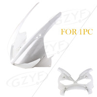Unpainted Upper Front Cover Cowl Nose Fairing for Triumph Daytona 675 2009 , Injection Mold ABS Plastic