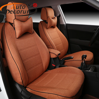 Dedicated Covers Seat For VW Volkswagen Golf 3 4 5 6 Car Seat Cover For Cars