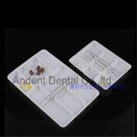 A0179 100PCS Dental plastic pallets tray segregated placed 285*186*17CM dental instruments appliances Dental consumable