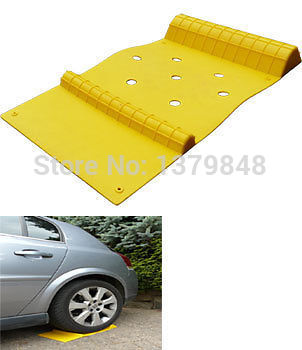 Car, Caravan, Motorhome Parking Mat  Parking Mat Ideal for small Parking Spaces Car Caravan Motorhome Parking-in Patio Benches from Furniture