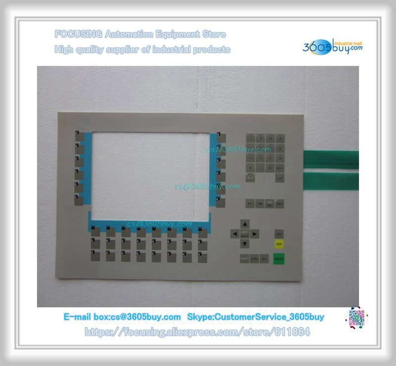 New 6AV6643-0CD01-1AX1 MP277-10 Touch Screen Keysters mask new touch glass for mp 277 10 touch panel 6av6643 0cd01 1ax1 6av6 643 0cd01 1ax1 6av66430cd011ax1 mp277 10 panel freeship page 2