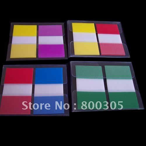 Free Shipping Pop Up Z Style 2 Strip Pet Film Color Index