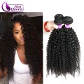 8A Modern Show Hair Products Brazilian Curly Virgin Hair Jerry Curl Weave Tangle Free Cheap Human Hair 4 bundles Lot