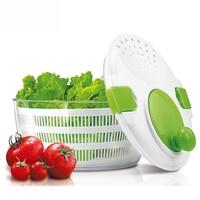 OLOEY Kitchenware Vegetable Dehydrator Household Fruit Washing Machine Salad Spinner Lettuce Dryer Water Filter Basket Quick Dry