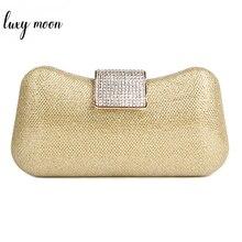 13c4c23191 Luxy Lua Forma de Bolinho de massa saco de embreagem Diamante Noite Saco de  Embreagem bolsa Festa Selvagem Moda Feminina Bolsa M..