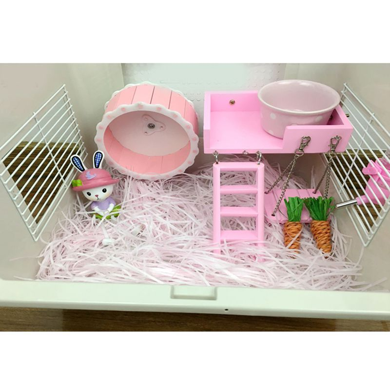 Warm Confetti for Hamster Cage Substrate Nesting Paper Toy Small Animal Warm Bedding Pet Hamster Supplies