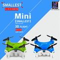 Mini Pocket Drone Quadrocopter FY804 4CH 2.4G 6Axis 360 Degree Roll Helicopter LED Plane Model Toys RC Helicopter 2.2cm Dron