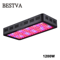 BESTVA 1200W full spectrum Led grow light for plants flowers seed veg indoor growth lamps greenhouse grow led light hydroponic