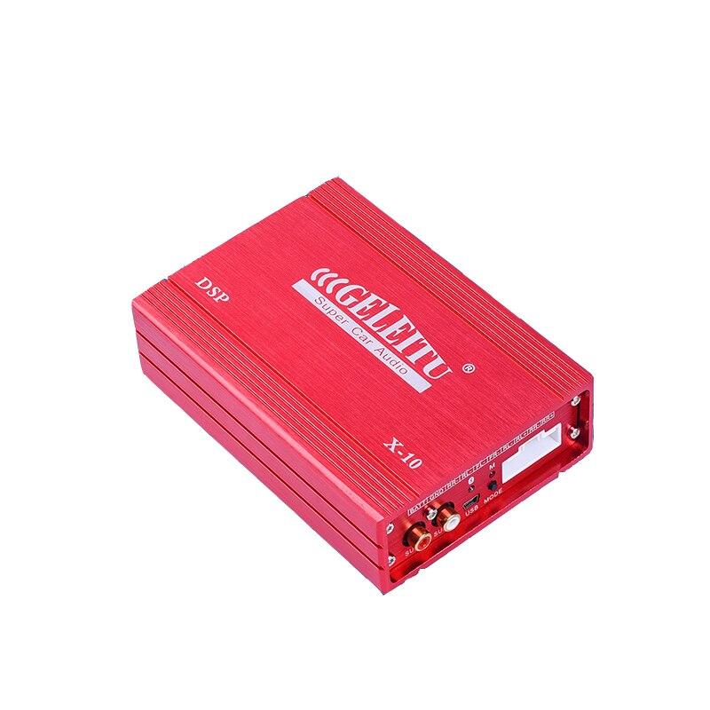 Amplificateur de voiture numérique Hi-Fi 4 canaux amplificateur Audio Subwoofer lecteur de musique amplificateurs Bluetooth haute puissance