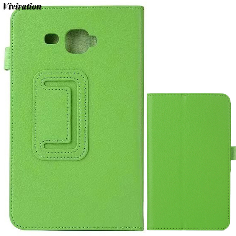 T280 PU Leather 7 Inch Tablet Case For Samsung Galaxy Tab J Max 7 SM-T280 SM-T285 Vivira ...