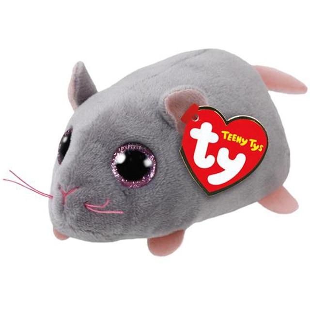 Tys impilabile Teeny 4 Miko Ty Mouse morbido Pyoopeo peluche Cm 10 CQxtBshdor