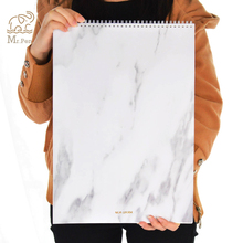 Nordic Marble Cover A3 A4 Sketchbook Diary for Drawing Painting Graffiti Sketch Book Memo Pad Notebook Office School Supplies spiral diary notebook sketchbook a5 b5 painting drawing graffiti soft cover notebook sketch book office school supplies pr1031
