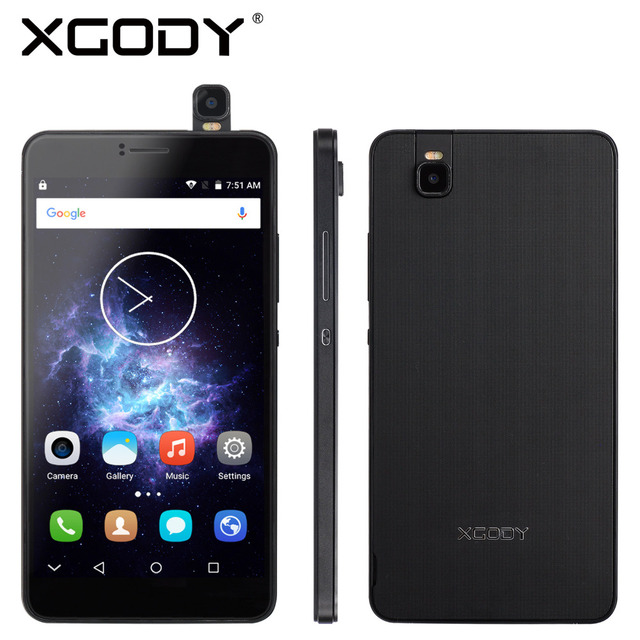 Xgody Original 6 Quot Android 5 1 Unlocked Rom Mobile Cell