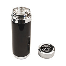 цена на Top quality Stainless Steel Travel Cup Car Heated Mug Auto Heater DC 12V Thermos Mug Car Styling Winter Gift Free shipping