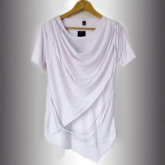 2017 Նոր ամառային անկանոն շապիկ - Տղամարդկանց հագուստ