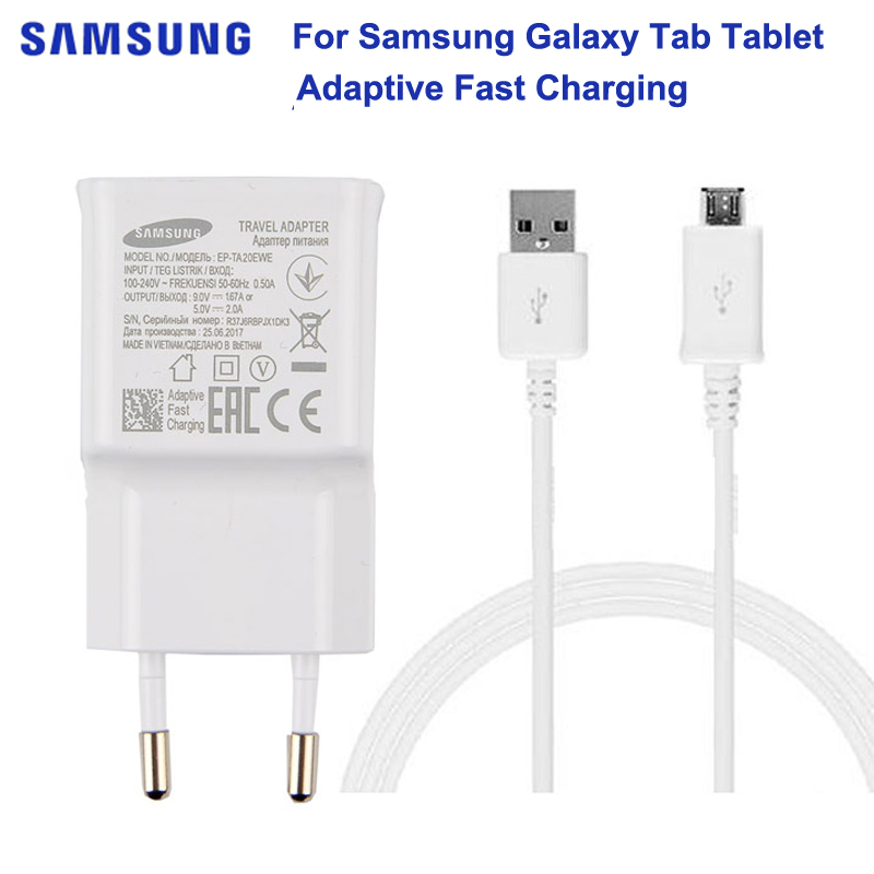 SAMSUNG Fast-Charger Tablet GALAXY 1 for P5200 T550 P350 T555C T350 P550 P355C